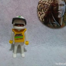 Playmobil: PLAYMOBIL - PILOTO DE MOTO.FAMOBIL.. Lote 127594039