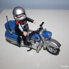 Playmobil: PLAYMOBIL MOTO CARRETERA ST LOUIS. Lote 127626579