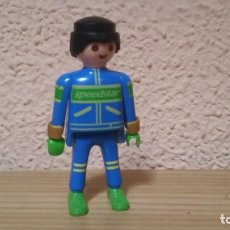 Playmobil: PILOTO LANCHA Y HERIDO REF 3399..4092. Lote 127642467