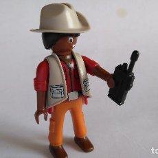 Playmobil: PLAYMOBIL. FIGURA GUIA SAFARI. NUEVA. Lote 128097335