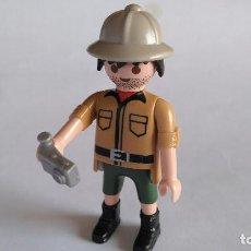 Playmobil: PLAYMOBIL. FIGURA GUIA SAFARI. NUEVA. Lote 128097399