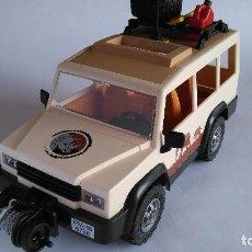 Playmobil: PLAYMOBIL. VEHÍCULO TODO TERRENO SAFARI SABANA, NUEVO. COMPLETO. Lote 128098243