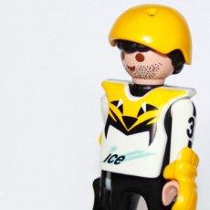 Playmobil: PLAYMOBIL MEDIEVAL FIGURA JUGADOR DE HOCKEY. Lote 128176567