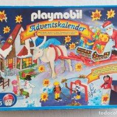 Playmobil: PLAYMOBIL CAJA SIN ABRIR NAVIDAD ADVIENTO REF. 3955. Lote 128183715