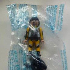 Playmobil: PLAYMOBIL MOTORISTA SIN ABRIR. Lote 128456251