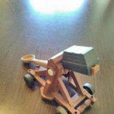 Playmobil: PLAYMOBIL REF. 3653 CATAPULTA, CASTILLO, MEDIEVAL. Lote 128506174