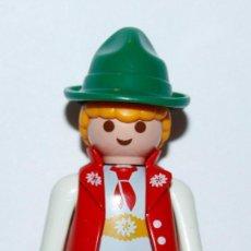 Playmobil: PLAYMOBIL MEDIEVAL FIGURA GRANJERO. Lote 128584703