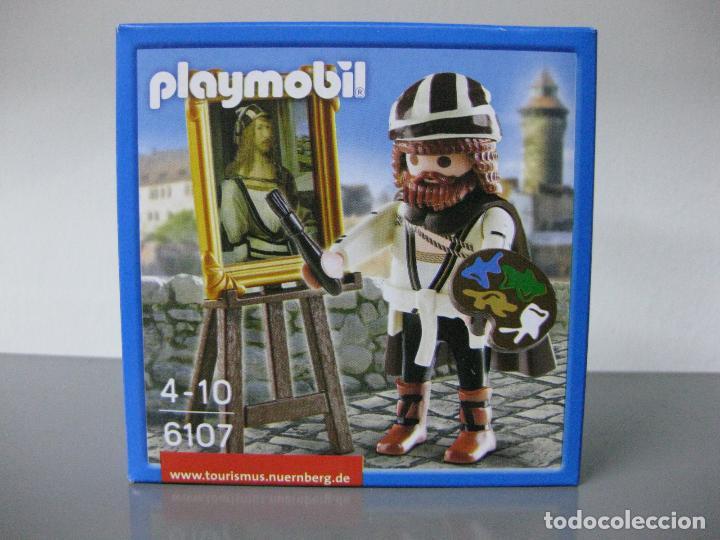 PLAYMOBIL SPECIAL DURERO REFERENCIA 6107 NUEVO EN CAJA - POR ABRIR (Juguetes - Playmobil)