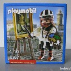 Playmobil: PLAYMOBIL SPECIAL DURERO REFERENCIA 6107 NUEVO EN CAJA - POR ABRIR. Lote 128697402
