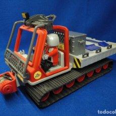 Playmobil: PLAYMOBIL VEHÍCULO ORUGA CADENAS EXPEDICIÓN POLAR. Lote 129560639