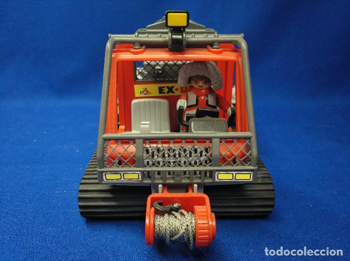 Playmobil: Playmobil Vehículo oruga cadenas expedición polar - Foto 3 - 129560639