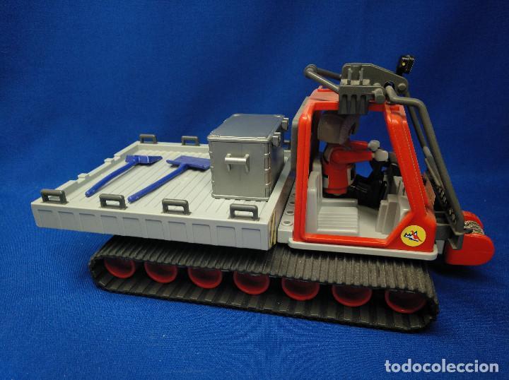 Playmobil: Playmobil Vehículo oruga cadenas expedición polar - Foto 4 - 129560639
