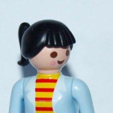 Playmobil: PLAYMOBIL MEDIEVAL FIGURA MUJER CITY. Lote 129742807