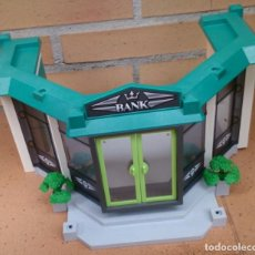 Playmobil: PLAYMOBIL 5177 EDIFICIO ESTRUCTURA BANCO BANK, INCOMPLETO. Lote 130083471
