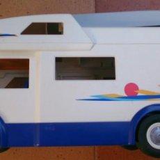 Playmobil: PLAYMOBIL AUTOCARAVANA VACACIONES 4859. Lote 130085023