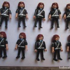Playmobil: LOTE 10 MUJERES POLICIA PLAYMOBIL . Lote 130147391