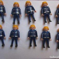 Playmobil: LOTE 10 POLICIAS PLAYMOBIL . Lote 130147651