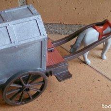 Playmobil: CARRETA MEDIEVAL PLAYMOBIL . Lote 130164979