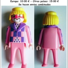 Playmobil: PLAYMOBIL O SIMILAR PAYASO DE CIRCO / COLORES ORIGINALES. Lote 130338462