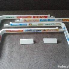 Playmobil: PLAYMOBIL 4700 -- ESTRUCTURAS LATERALES DE CAMPO DE FÚTBOL -- ESTADIO -- VALLAS DE LA CANCHA. Lote 105771582