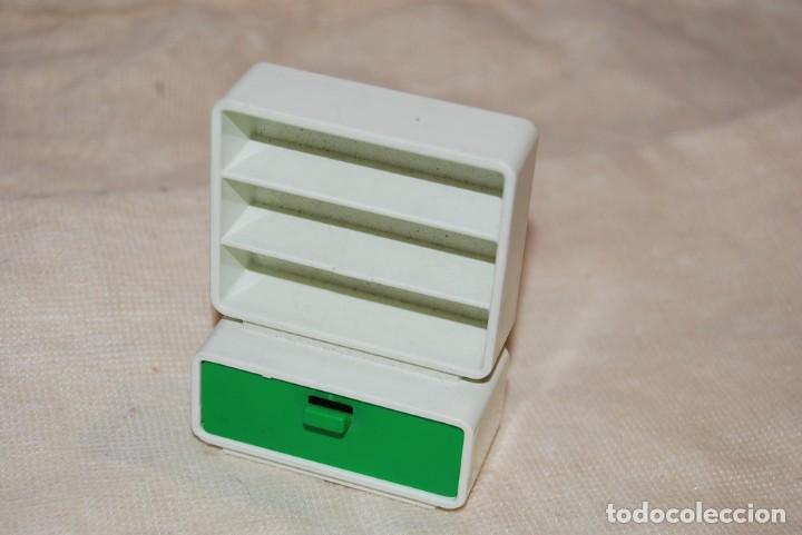 Playmobil. armario antiguo puerta verde. Oferta! segunda mano
