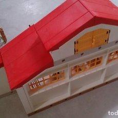 Playmobil: PLAYMOBIL 4190 DESGUACE PIEZAS INCOMPLETO CASA GRANJA CABALLOS EQUESTRE. Lote 130589610