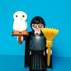 Playmobil: PLAYMOBIL HARRY POTTER CON HEDWIG. Lote 130631880
