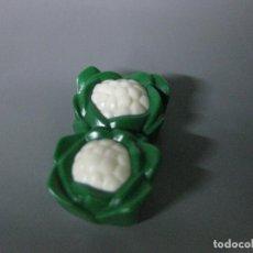 Playmobil: PLAYMOBIL FRUTA HORTALIZAS VERDURA MERCADO BELEN COMIDA CASA COCINA COLIFLOR. Lote 183066605
