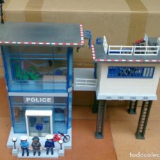 Playmobil: PLAYMOBIL 5182 COMISARÍA DE POLICÍA POLICE STATION. Lote 130927388