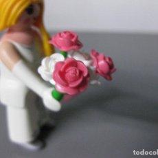 Playmobil: PLAYMOBIL RAMO ROSAS FLORES BODA NOVIA CEREMONIA FLOR -SOLO SE VENDE RAMO -. Lote 131023900