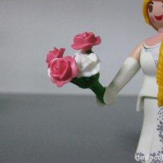 Playmobil: PLAYMOBIL RAMO ROSAS FLORES BODA NOVIA CEREMONIA FLOR -SOLO SE VENDE RAMO -. Lote 131023944