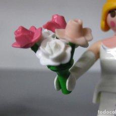 Playmobil: PLAYMOBIL CORONA NOVIA ROSAS FLORES BODA CEREMONIA FLOR -SOLO SE VENDE RAMO DE FLORES-. Lote 131024228