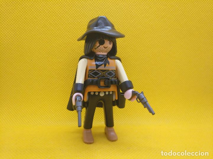 PLAYMOBIL BANDIDO DEL OESTE, SPECIAL REF 4576 (Juguetes - Playmobil)