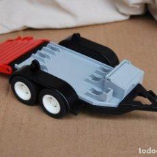 Playmobil: PLAYMOBIL 3754. JEEP TODOTERRENO MOTOCICLETA REMOLQUE. AÑOS 90.OFERTA!!. Lote 131132564