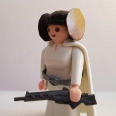 Playmobil: 1 PLAYMOBIL PRINCESA LEÍA STAR WARS LA GUERRA DE LAS GALAXIAS. Lote 142420198