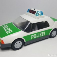 Playmobil: COCHE POLICIA LUCES PLAYMOBIL POLIZEI 3903 VEHICULO POLICIAL . Lote 131202384