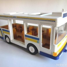 Playmobil: CITY BUS PLAYMOBIL GEOBRA AÑO 1988 AUTOBÚS PM 8 3782. Lote 131771302