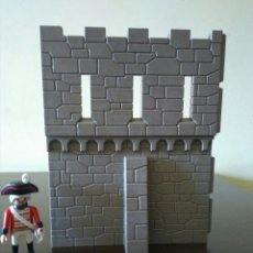 Playmobil: PLAYMOBIL REF. 4865 4866 CASTILLO MEDIEVAL TRAMO MURALLA. Lote 132004369