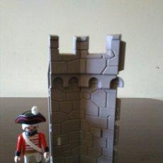 Playmobil: PLAYMOBIL RE. 4865 4866 CASTILLO MEDIEVAL TRAMO, UNIÓN MURALLA. Lote 132004662