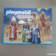 Playmobil: PLAYMOBIL NAVIDAD - PLAYSET REYES MAGOS (5589). Lote 143380653