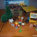 Playmobil: CABAÑA ESCUELA REF. 3638 COMPLETA. Lote 132346010