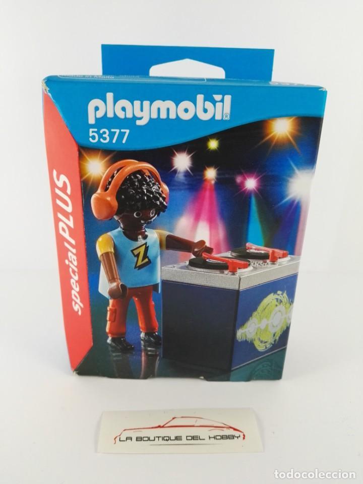 DJ PLAYMOBIL SPECIAL PLUS 5377 (Juguetes - Playmobil)