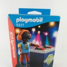 Playmobil - DJ PLAYMOBIL SPECIAL PLUS 5377 - 132401218