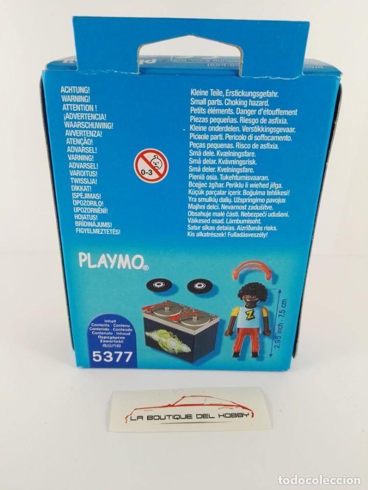 Playmobil: DJ PLAYMOBIL SPECIAL PLUS 5377 - Foto 2 - 132401218