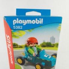 Playmobil: NIÑO CON KART PLAYMOBIL SPECIAL PLUS 5382. Lote 132401470