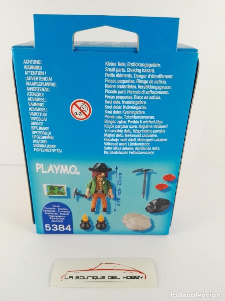 Playmobil: BUSCADOR DE GEMAS PLAYMOBIL SPECIAL PLUS 5384 - Foto 2 - 132401586