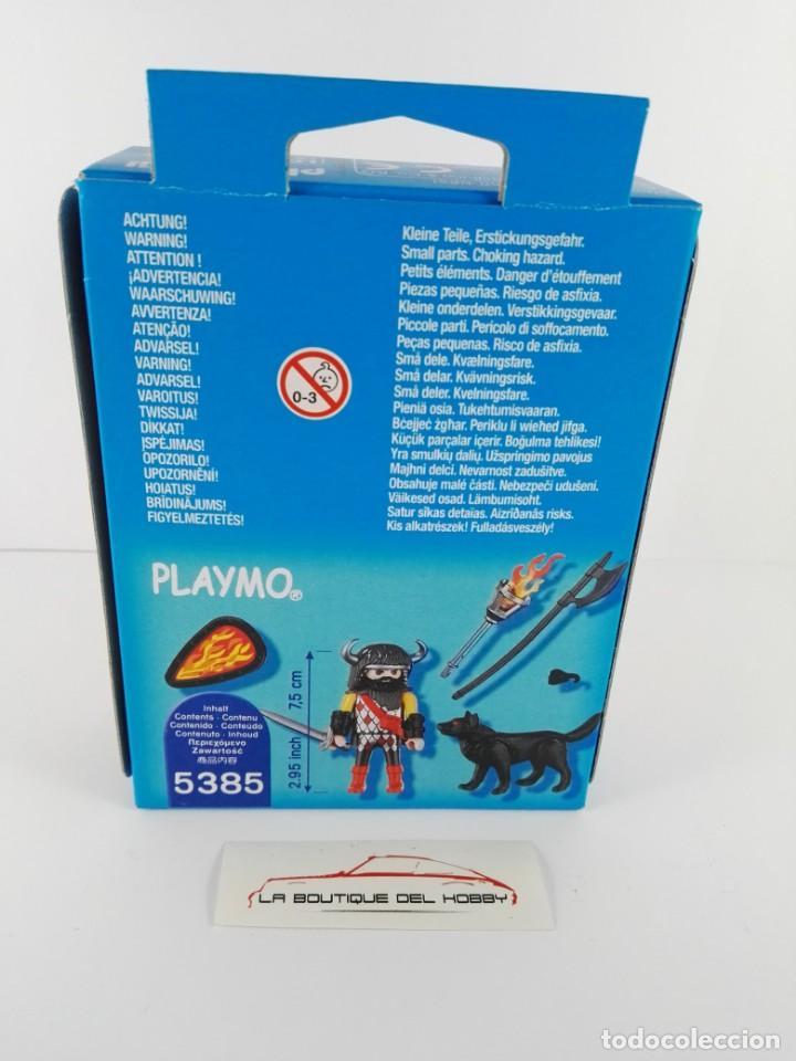Playmobil: GUERRERO LOBO PLAYMOBIL SPECIAL PLUS 5385 - Foto 2 - 132401750
