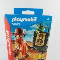 Playmobil: COWBOY PLAYMOBIL SPECIAL PLUS 9083. Lote 132401806