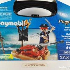 Playmobil: MALETIN PIRATA PLAYMOBIL PIRATES 5655. Lote 132409002