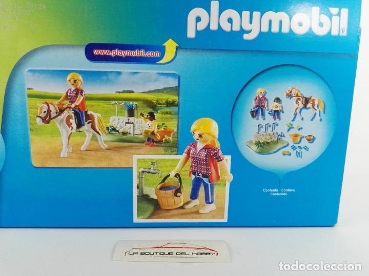 Playmobil: MALETIN CUIDADO DE CABALLOS PLAYMOBIL COUNTRY 9100 - Foto 2 - 132409450